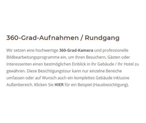360 Grad Aufnahmen in der Nähe von 64807 Dieburg