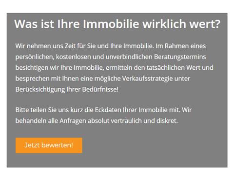 Immobilienbewertung im Raum  Dieburg