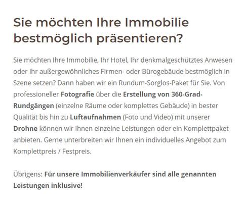 Immobilienfotografie für  Dieburg